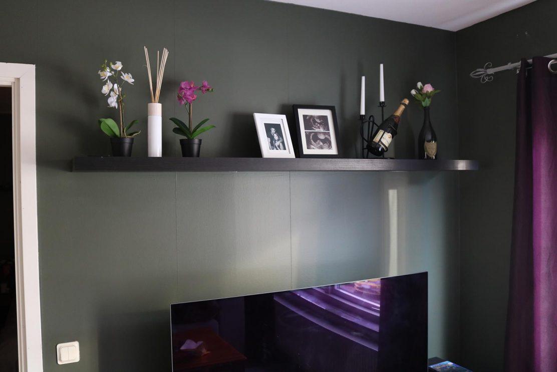 grönt-vardagsrum-gröna-väggar-måla-vardagsrummet-grönt