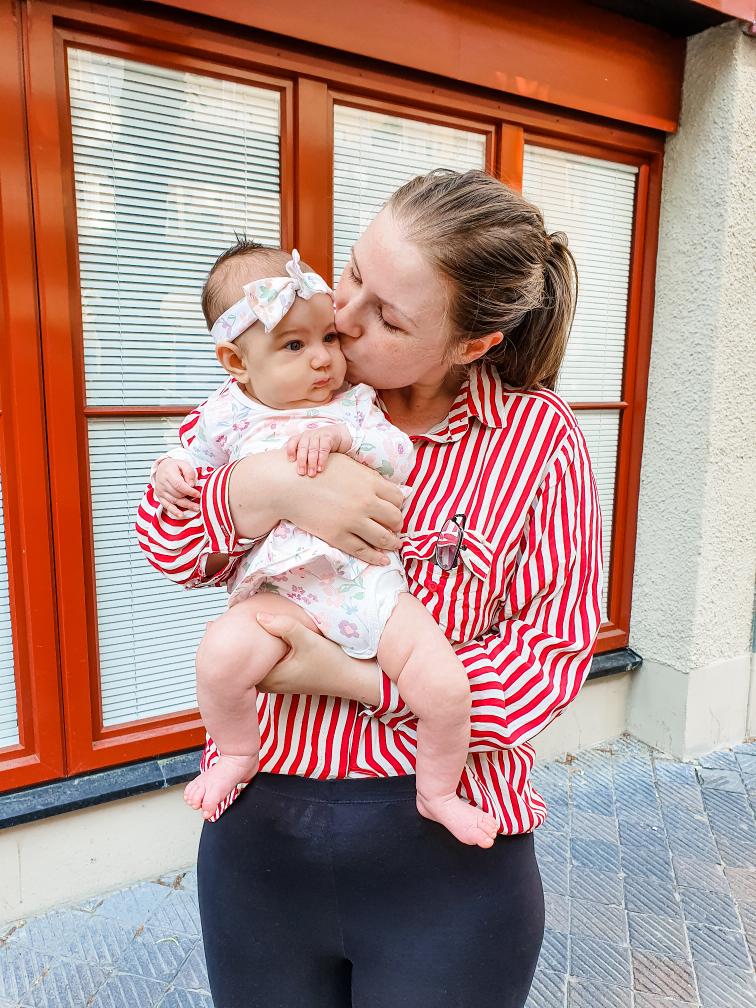 Mamma-dotter-3månaders-bebis-mammaliv-mammablogg