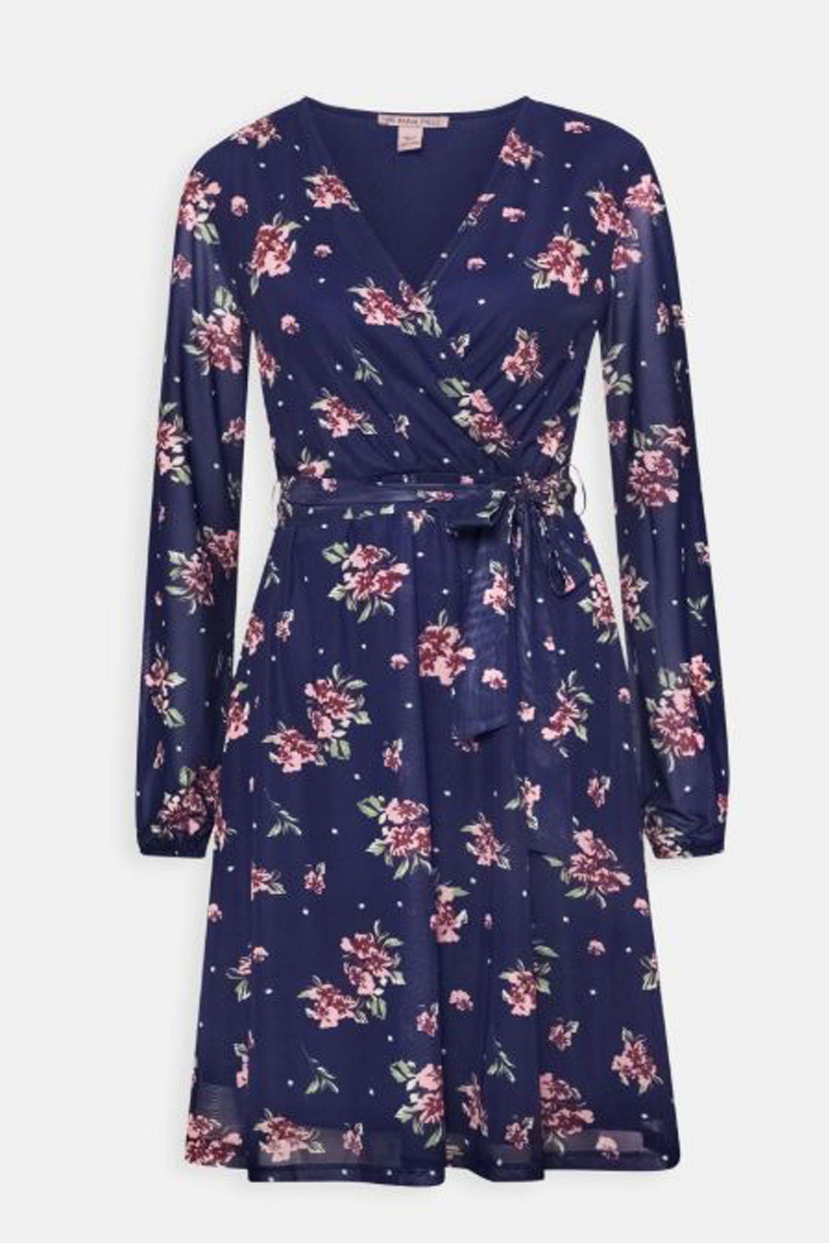 blommig-klänning-zalando